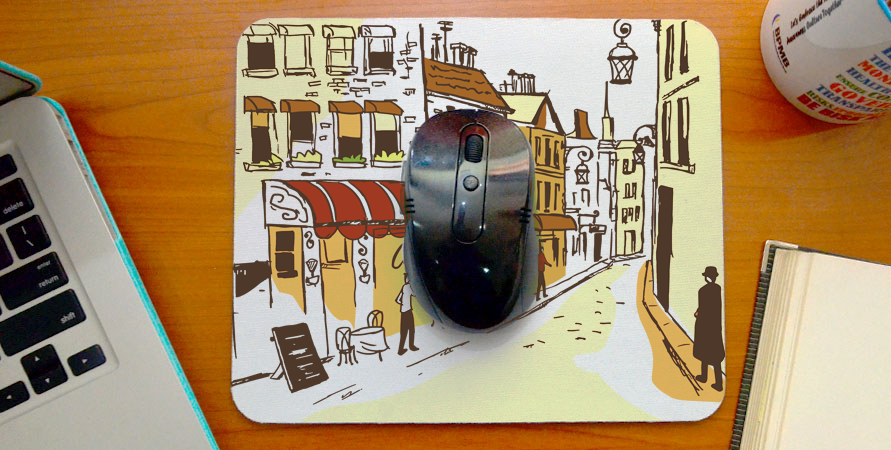 Blog-Mousepad