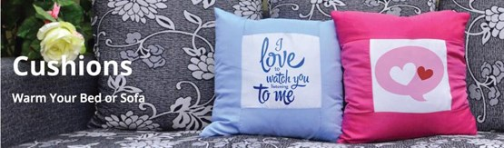 Customised Cushions