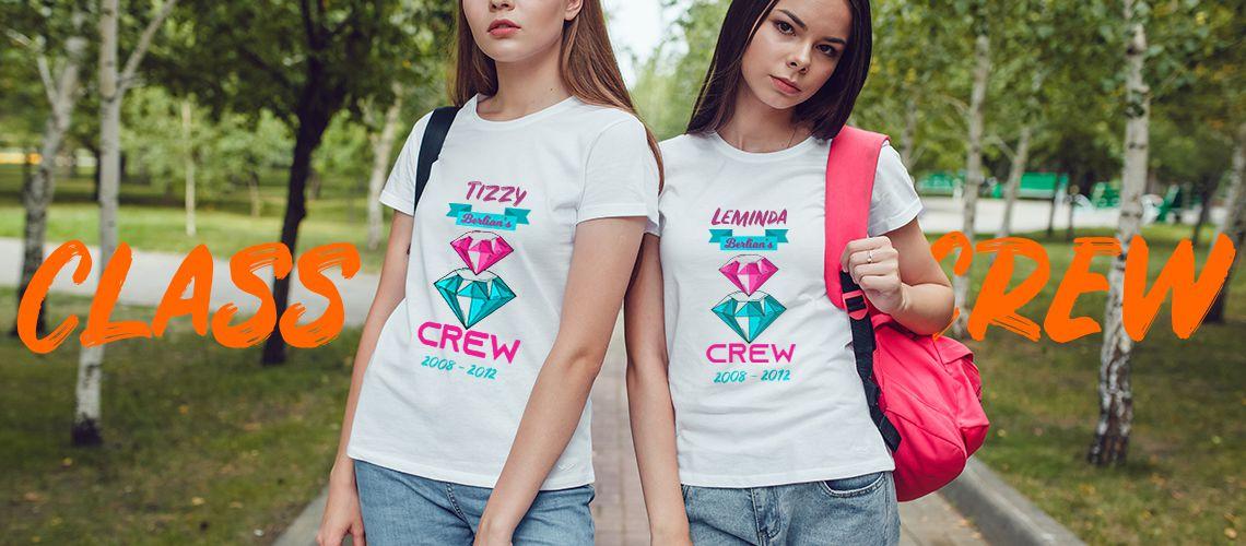 Class Tişörtleri