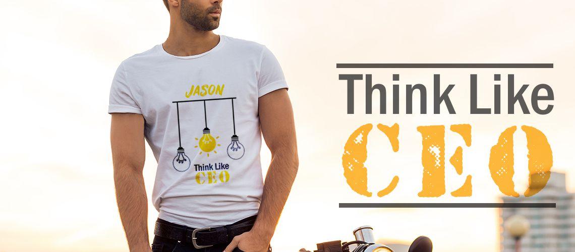Startup Tişörtleri