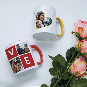 Customise Your Mugs as Gifts