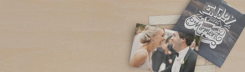 Create personalised canvas online with Printcious Gifts using your digital photos.
