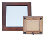 Ceramic Tiles Frame (Wooden) (11cm x 11cm)