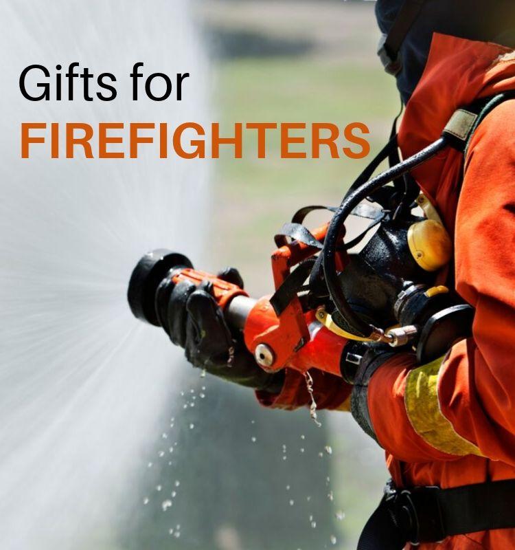 Heartfelt and Funny Fireman Gift Ideas
