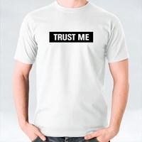 Trust Me Typography