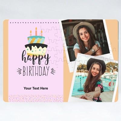 Birthday Polaroid