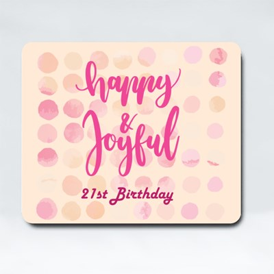 Happy and Joyful Birthday