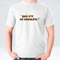 Who Ate My Chocolate