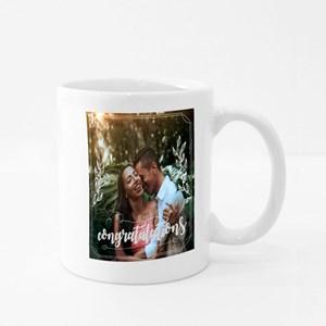 Simple Wedding Frame
