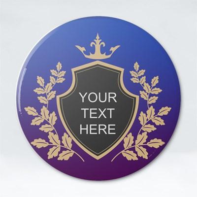 Royal Crest Badge