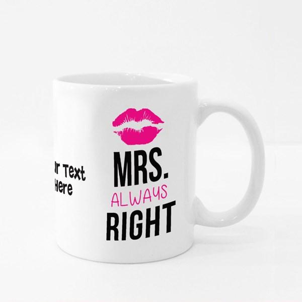 Mrs Always Right