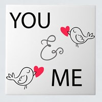 You and Me Love Doves