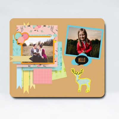 Greeting Cards With Deer