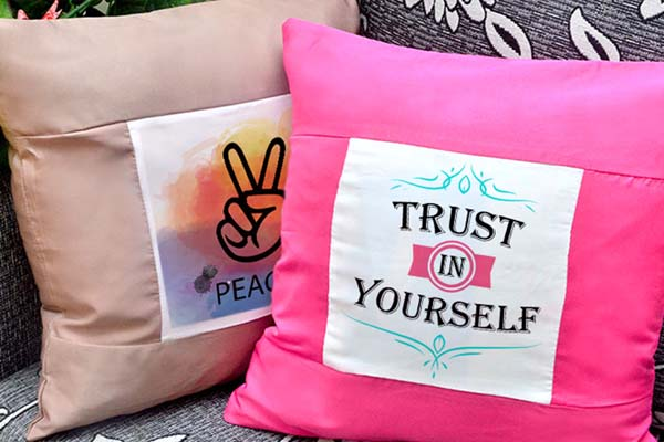 Customise, Design and Print Cushion Online