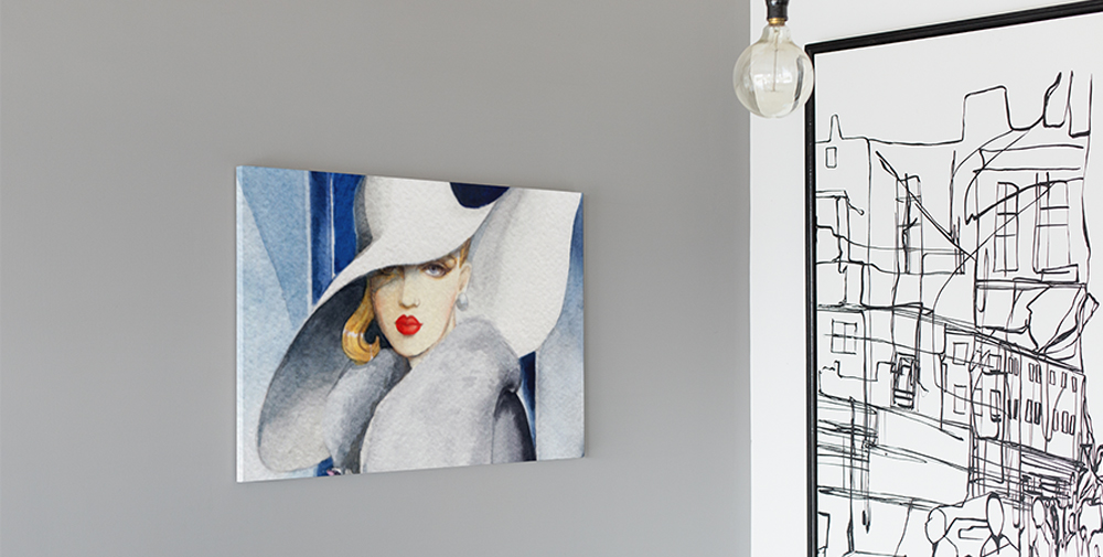 Decorate Your Home & Office With Canvas Prints