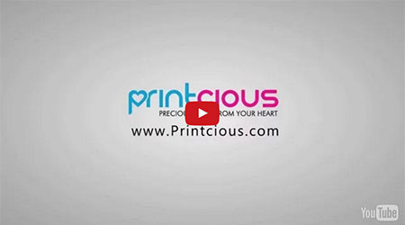 How to Shop With Printcious (Video)