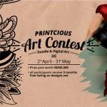 Printcious Art Contest 2016