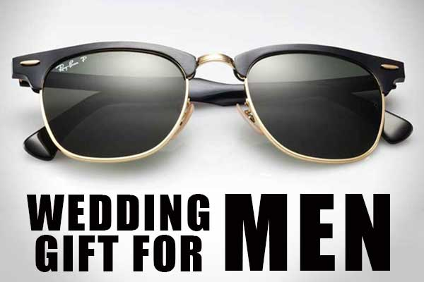 Memorable Wedding Gift and Present Ideas for Men
