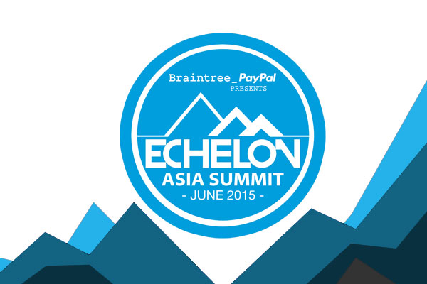 Printcious Visits Echelon Asia Summit 2015