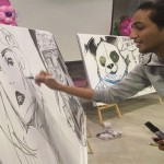 Not Everyone Can Draw, But Everyone Can 'Conteng' by Metros.Events