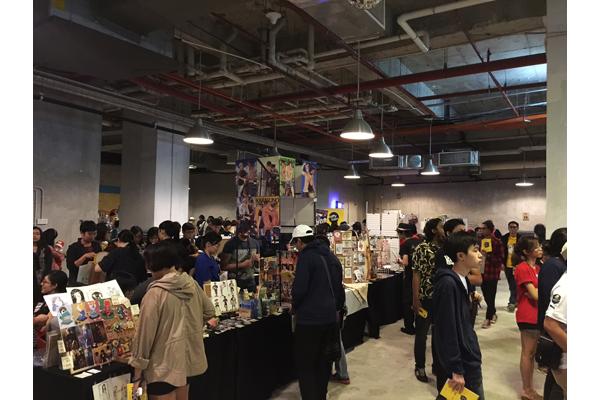 Comic Art Festival Kuala Lumpur 3: Celebrating Creativity & Diversity