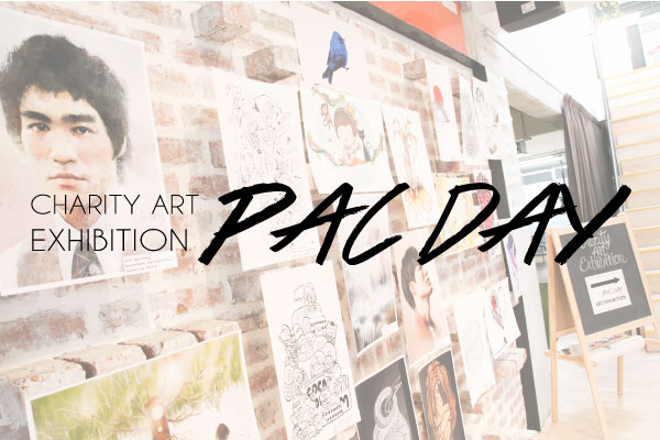 PAC Day, A Charity Art Exhibition!