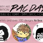 Join Our Charity Art Exhibition on PAC Day!