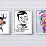 Goofy Caricature Gifts Ideas with Printcious