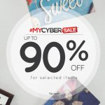 Printcious is having up to 90% off on MYCyberSALE!