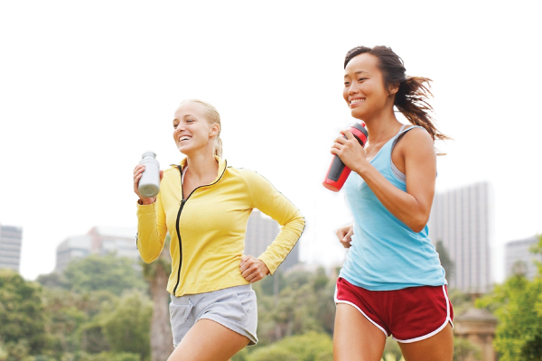 Tips to Keep Fit & Motivated with Your Friends!
