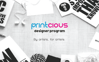 Create Customisable Designs For Your Printcious Designer Store