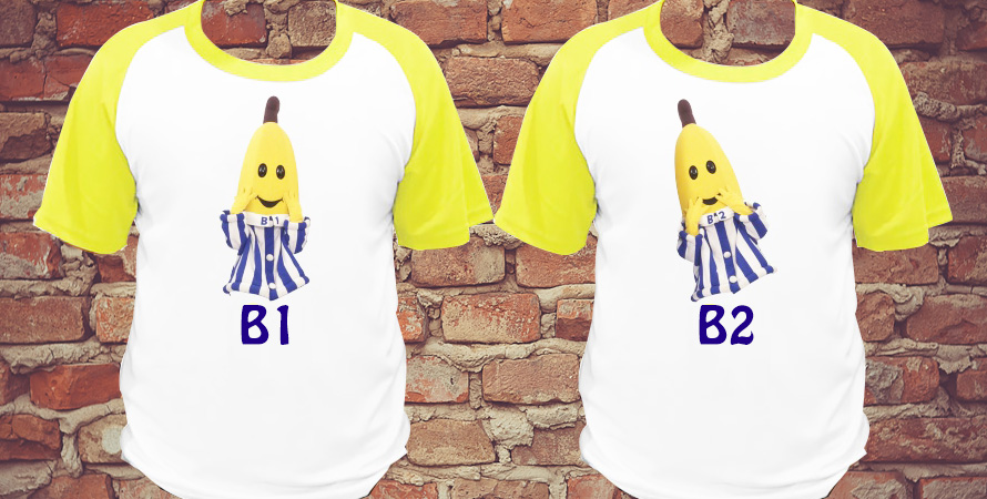 Get customised matching shirts for your best friends right here on Printcious.com!