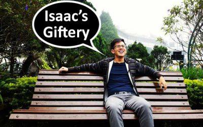 Isaac Goh & The Giftery of Hidden Wonders
