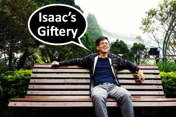 Isaac Goh & The Giftery of Hidden Wonders