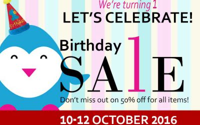 A Huge Sale is Coming Your Way!