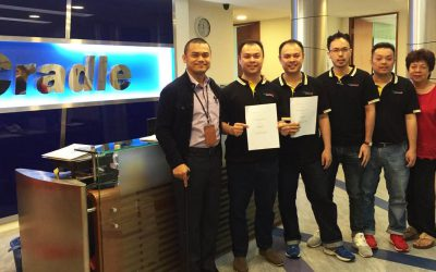Printcious Rocked the Cradle Fund Sdn. Bhd.