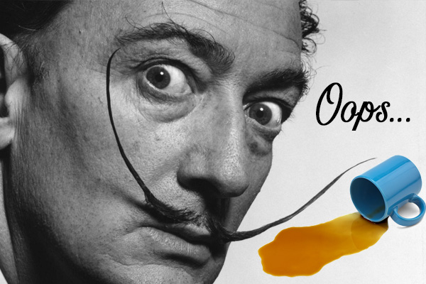 Spill the Tea, Be Like Dali!