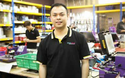Q&A with Vincent Tong: Solving real problems with Printcious