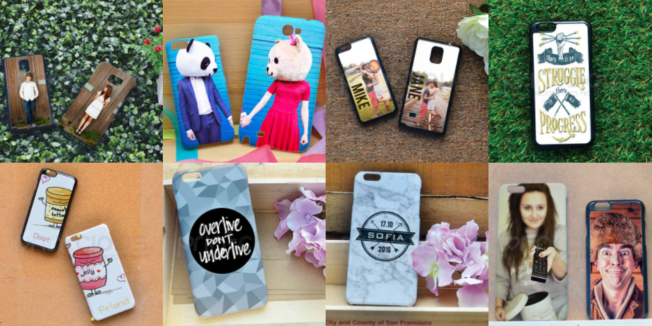 Customize your phone cover
