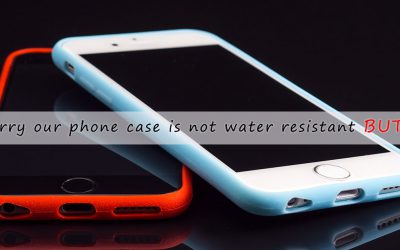 A Story of Non Water-Resistant Phone Case