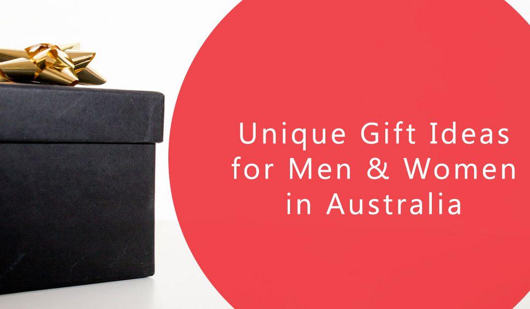 Unique Gift Ideas for Men and Women in Australia