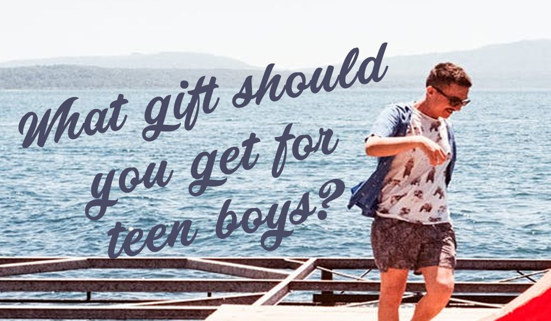 12 Awesome Gift Ideas for Teen Boys