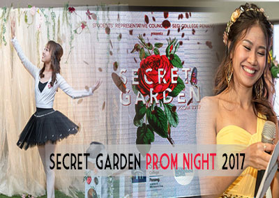 Enchanting Prom Night for SEGi College in 2017