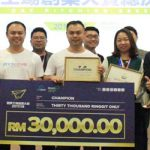 Champion of Dream Factory Startup Contest