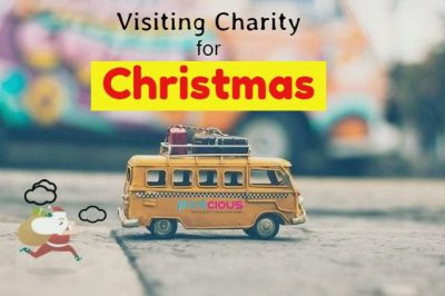 Visiting Charity for Christmas