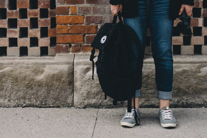Back-To-School: What's In My Bag