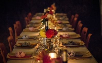 Ideas for Annual Dinner Gifts, Entertainment, and Food