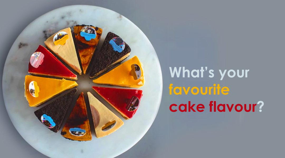 What's your favourite cake flavour?