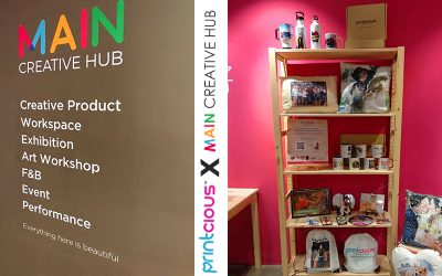 Celebrate the Art with the Grand Opening of Main Creative Hub