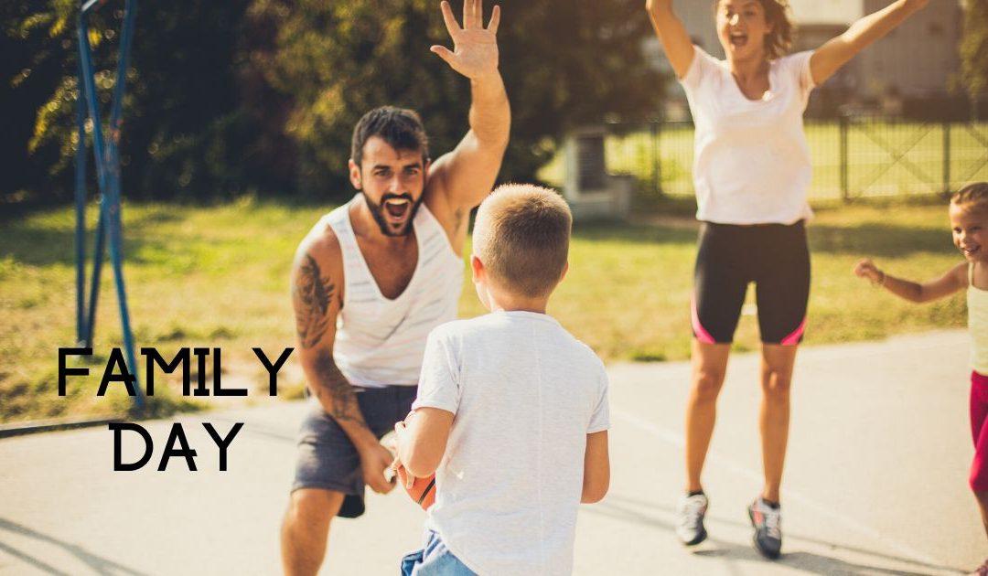 Family Day: Design Baju T-shirts Untuk Keluarga Anda